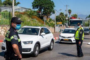 Inicia confinamiento temporal en zonas de 5 ciudades de Israel por rebrote de COVID-19