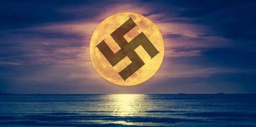 Dos nazis escondidos en la luna y el físico que los encontró