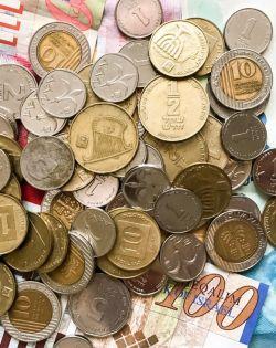Reducirán nuevamente límites para pagos en efectivo en Israel