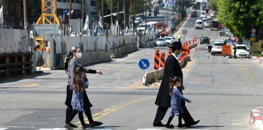 Israel supera los 80 mil casos acumulados de coronavirus