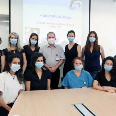 Israel lanza programa de apoyo para jóvenes con cáncer