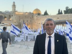 Rafi Peretz, Israel