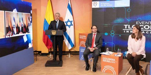 Tratado de Libre Comercio Colombia-Israel entrará en vigencia mañana