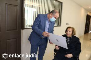 03-00-2020-UNA GUERRERA DE ISRAEL CONOCE A UN EMBAJADOR DE GRAN CORAZON 10