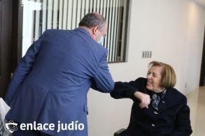 03-00-2020-UNA GUERRERA DE ISRAEL CONOCE A UN EMBAJADOR DE GRAN CORAZON 8