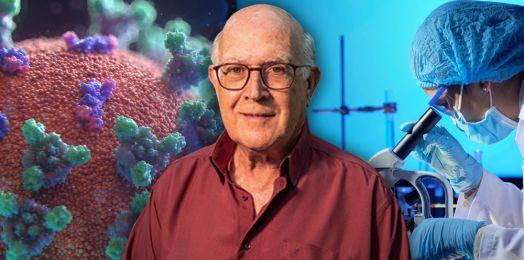 """""""No habrá vacuna antes de un año"""": Jonathan Gershoni, científico que lidera al equipo israelí"""