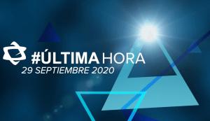 Anuncio de última hora del 29 de septiembre de 2020