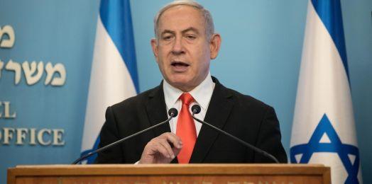 """El confinamiento es inevitable, decir que se ha impuesto para terminar con las protestas es """"absurdo"""": Netanyahu"""