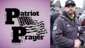 Facebook informó ayer que eliminó las cuentas del grupo de extrema derecha Patriot Prayer por violar su disposición sobre grupos o individuos peligrosos