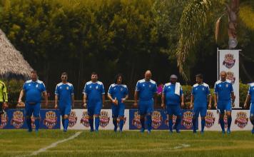 """""""Goalstar"""", un popular reality show israelí que presenta a celebridades jugando al fútbol, filmará su temporada 2021 en los Emiratos Árabes Unidos."""