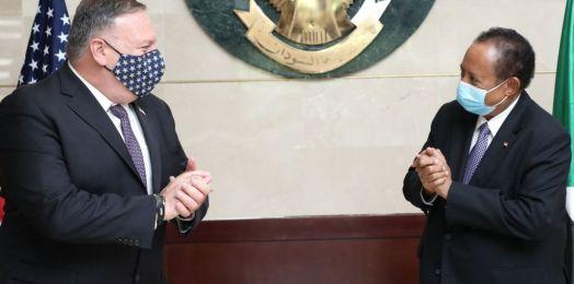 Sudán abordará con EE. UU. y Emiratos un potencial acuerdo con Israel
