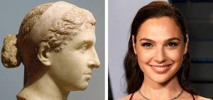 Gal Gadot interpretará a Cleopatra en una nueva película