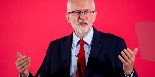 Reino Unido: Partido Laborista suspende a Jeremy Corbyn por antisemitismo
