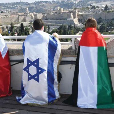 """UAE-Israel crean proyecto """"Psicología de la paz"""" para consolidar las relaciones"""