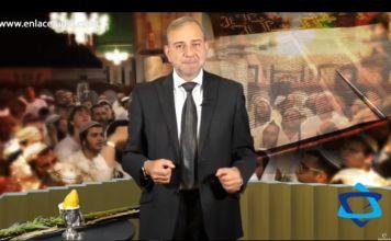 El Rabino Abraham Tobal de la Comunidad Monte Sinaí, explicó las celebraciones de Hoshaná Rabá, Sheminí Atzeret y Simjat Torá y cómo realizarlas en casa