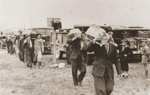 La mayor crueldad se desató en los pogromos, masacres iniciadas por el Zar, permitidas por la policía y ejecutadas por la población en Rusia
