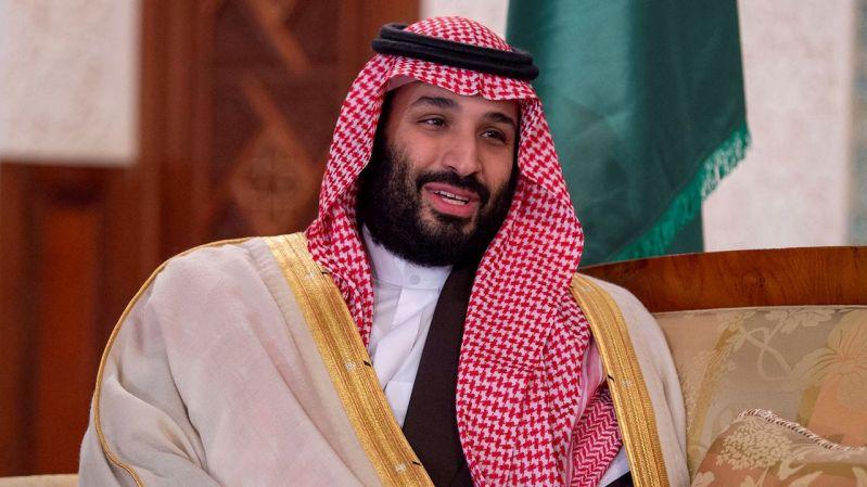 Mohammed bin Salman, príncipe heredero de Arabia Saudita, país que podría ir adelante con la normalización con Israel
