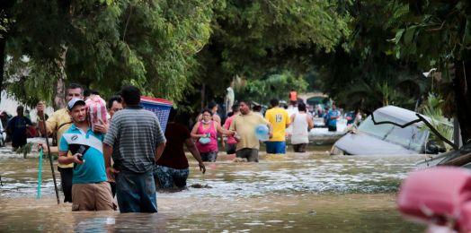Israel envía ayuda a Honduras tras los huracanes Iota y Eta