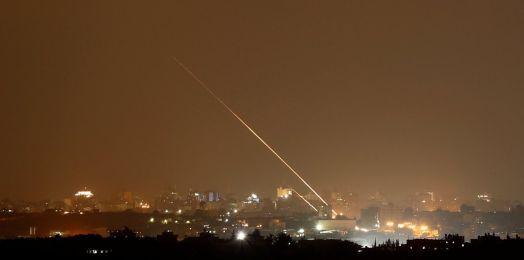 Disparan cohete desde Gaza contra Israel; la alerta roja no se activó