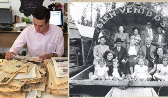 """""""Estos ojos han visto mundos enteros"""": Joshua Kogan escribe """"La Historia de los Judíos en México"""""""