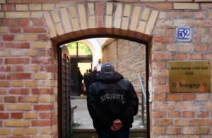 Ataque a sinagoga en la ciudad de Essen, Alemania
