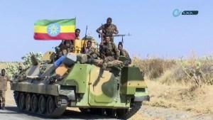 Israelíes rescatados de zona de guerra en Etiopía