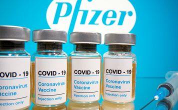 Vacunas contra Covid-19 de la empresa Pfizer