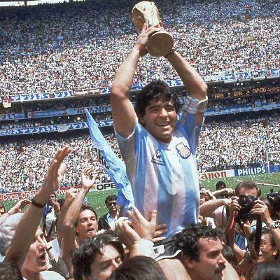 Fallece Diego Armando Maradona a los 60 años