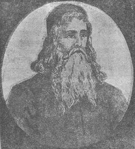 Samuel Eliezer ben Judah ha-Levi Edels también conocido como MaHaRShA, murió un 30 de noviembre de 1631, en Ostrog, Ucrania, hace 389 años.