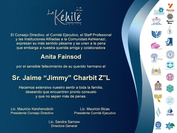 obituario de la Kehile