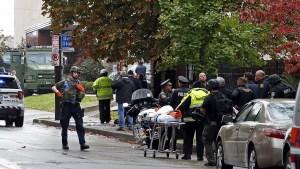 Ataques antisemitas en EE.UU