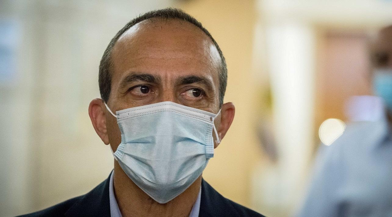 Ronni Gamzu, excomisionado del gobierno de Israel para coronavirus