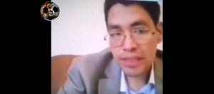 El maestro Dan Martínez de la UNAM que fue cesado por comentarios racistas y xenófobos