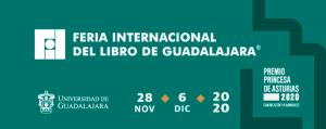 Promocional del la Feria Internacional del Libro de Guadalajara