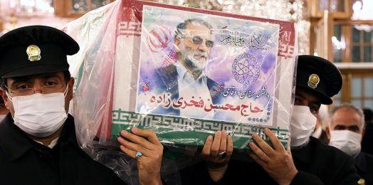 Arma israelí controlada vía satélite habría sido usada contra Mohsen Fakhrizadeh: medio iraní