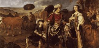 La segunda generación del pueblo judío: Isaac y Ribqá, sus dos hijos mellizos, Yaaqob y Esav