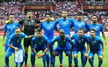 Selección nacional de futbol de Israel