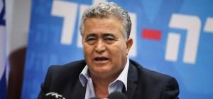 Amir Peretz, miembro del partido Avodá