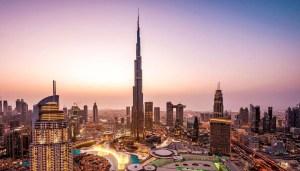 Panorama de Dubái