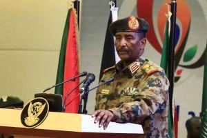 Abdel Fattah al Burhan, líder de facto de Sudán