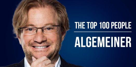 Andrés Roemer, entre los 100 que han influido en la vida judía en 2020, según The Algemeiner