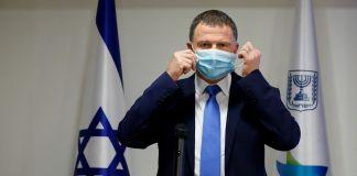 Yuli Edelstein, ministro de Salud de Israel