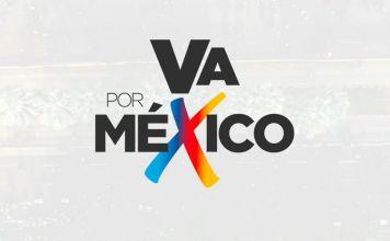 """Logo de la coalición electoral """"Va por México"""""""