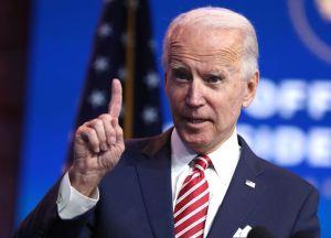 El presidente electo de EE. UU Joe Biden, citó expresiones antisemitas de los alborotadores en el Capitolio de EE. UU y dijo que deberían procesarlos.