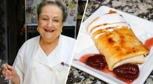 Este miércoles nuestra Bobe Irma nos trae en su metate una receta de un postre perfecto para celebrar Tu Bishvat: Blintzes. ¡Que lo disfrutes!