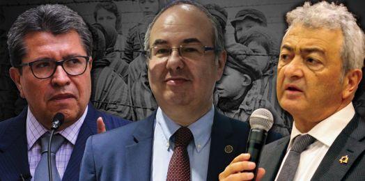 """""""La fuerza de una nación reside en su memoria"""": El Senado de México recuerda a las víctimas del Holocausto y a Gilberto Bosques Saldívar"""