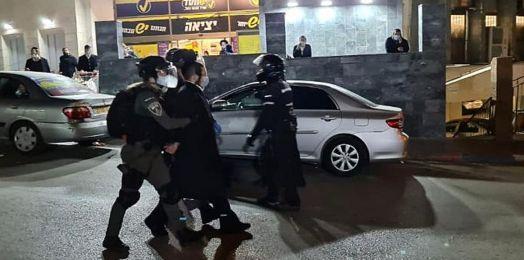 Israel: Chocan violentamente ultraortodoxos y policías en Bnei Brak