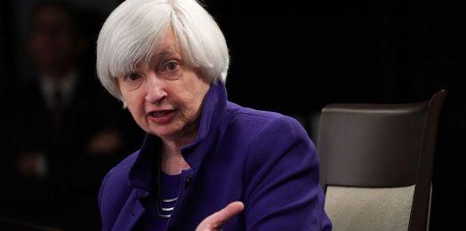 Confirman como secretaria del Tesoro de EE. UU. a Janet Yellen, judía estadounidense
