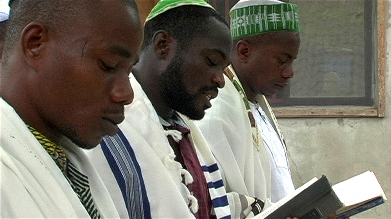 """Judíos """"igbo"""" de Nigeria"""