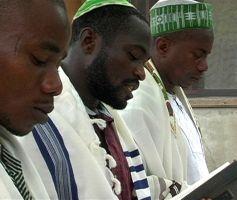 """Yossi Khebzou/ Antisemitismo en Nigeria: los judíos """"igbo"""""""